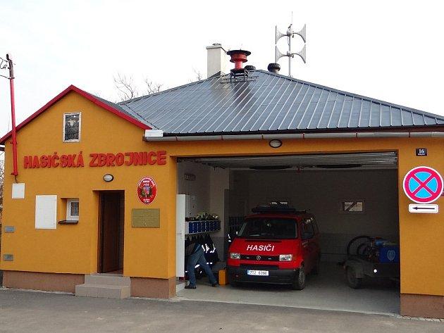 Jedna ze sirén se nachází na požární zbrojnici v bohumínské části Kopytov.