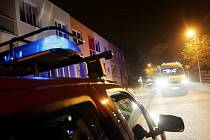 Kvůli úniku oxidu uhelnatého vyjížděli nejen hasiči v neděli před třetí hodinou ranní do Boskovic do Bezručovy ulice. Ilustrační foto.