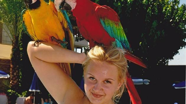 26. Denisa Rajnochová, 22 let, Janovice