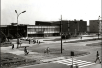 Kino Luna v 70. letech 20. století.