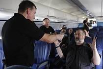 Likvidace teroristů na mošnovském letišti