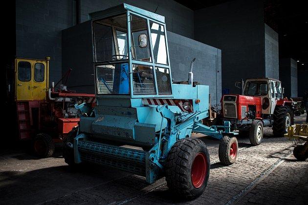 Pobočka Národního zemědělského muzea před otevřením, 11.června 2020vOstravě.