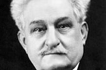 Skladatel Leoš Janáček.