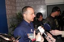 O dopadení gangu informoval v úterý moravskoslezský kriminalista Antonín Řezníček.