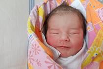 Tereza Sikorová, Bystřice, narozena 24. května 2021, míra 52 cm, váha 3740 g  Foto: Gabriela Hýblová