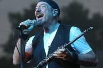 Jethro Tull na Černé louce zahráli průřez celou svou tvorbou.