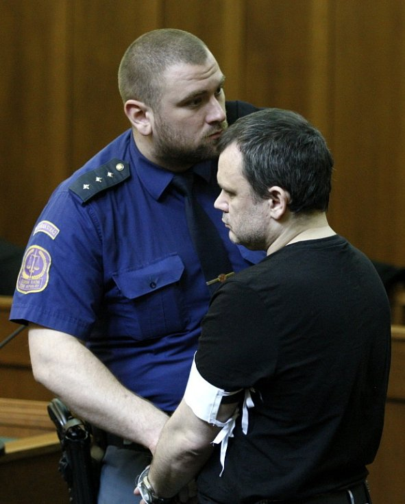 Michal Zágora byl odsouzen na třicet let.