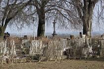 Krásnopolský hřbitov.