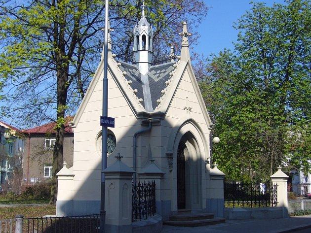 Kaple svaté Alžběty.
