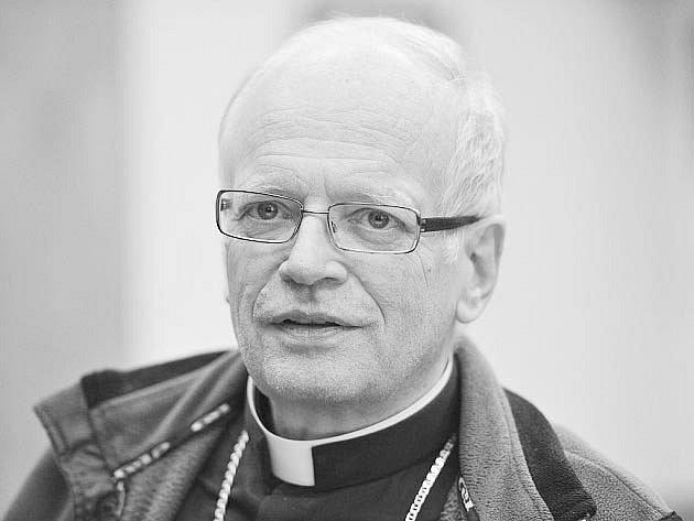 Církevní představitel vmoravskoslezském regionu a biskup ostravsko-opavské diecéze František Václav Lobkowicz.