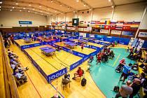 Czech Para Open, který se vOstravě hraje od roku 1995, je nejstarším turnajem handicapovaných stolních tenistů a tenistek na světě. Naposledy se konal v roce 2019.