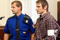 Patrik Vicher byl odsouzen k sedmnácti a půl roku vězení.