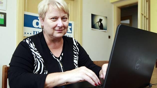 ON-LINE rozhovor se starostkou obvodu Mariánské Hory a Hulváky Lianou Janáčkovou