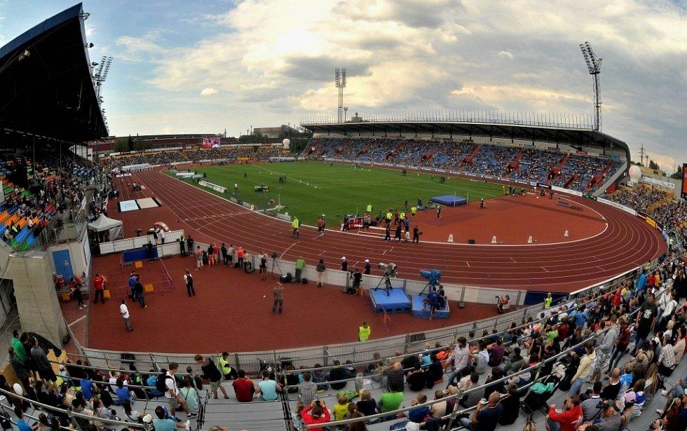 Zlatá tretra Ostrava 2014.