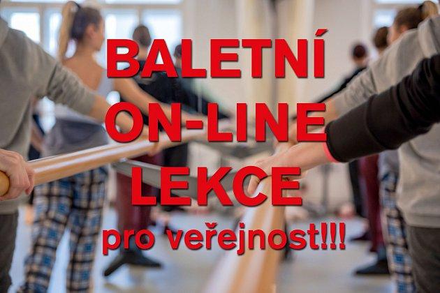 Tipy Deníku - baletní lekce on-line