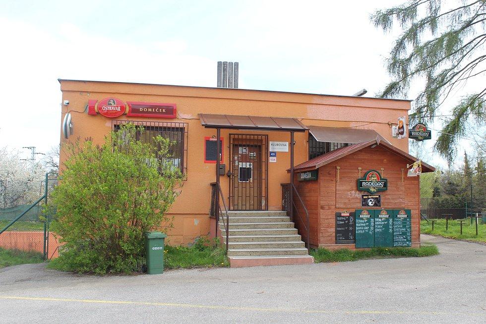 Restaurace Domeček.