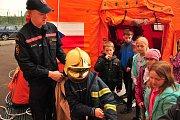 Den požární bezpečnosti v Opavě.