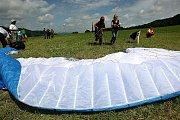 Mezinárodní mistrovství ČR v přesnosti přistání (PGA Czech Open 2011) a VI.Mistrovství světa FAI v paraglidingu, opět v přesnosti přistání v Beskydech.