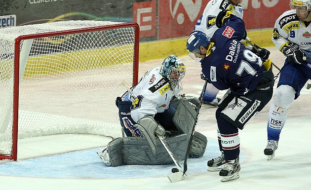 Hokejová extraliga 10.kolo. Vítkovice vs. Brno
