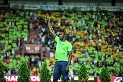 V červnu roku 2017 se Usain Bolt, fenomenální jamajský sprinter, rozloučil s ostravským publikem.