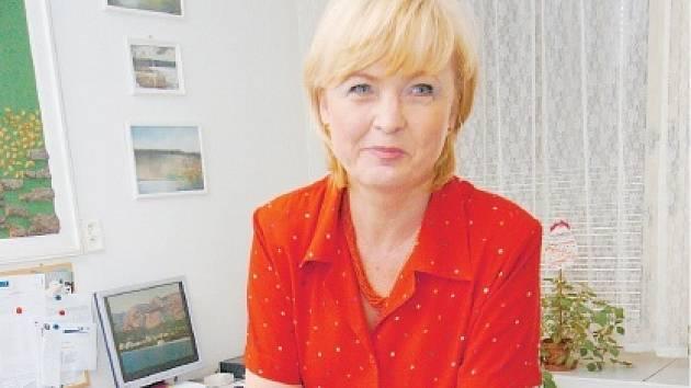 Ředitelka ostravského Čtyřlístku Tamara Šeligová.