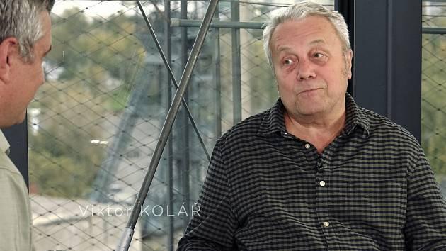 Viktor Kolář v talkshow SametOVA!!! 1989-2019 vzpomíná, jak si pamatuje Ostravu před třiceti lety a jaká je podle něj dnes.
