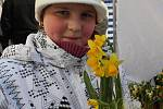 Na Mezinárodní den žen mají květinářství žně.