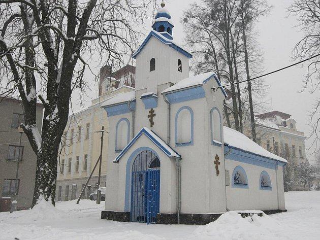 V pravoslavném chrámu Narození přesvaté Bohorodice v Ostravě-Michálkovicích se slaví Vánoce.