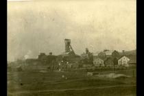 Důl Hubert v Hrušově.