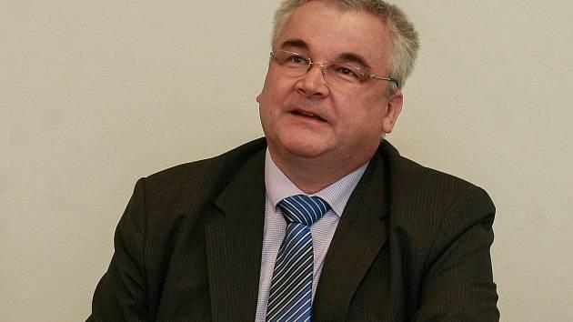 Erik Geuss, ředitel ČIŽP