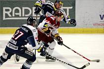 HC Vítkovice Steel – HC Sparta Praha 1:5