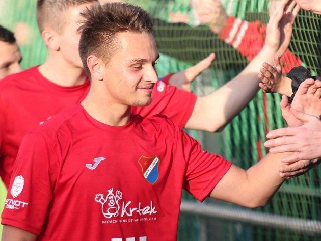 FC BANÍK OSTRAVA bude v jarní části první ligy propagovat na dresech kromě statutárního města Ostravy také Nadační fond dětské onkologie Krtek. Poprvé s logem už nastoupil tým v neděli v Mladé Boleslavi.