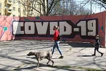 Koronavirová subkultura v Ostravě.