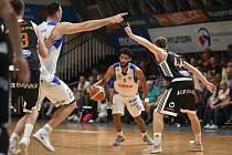 Kooperativa NBL: NH Ostrava - ČEZ Basketball Nymburk, 13.října 2018 v Ostravě