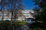 Ostrava-Jih, část Výškovice, Zábřeh, březen 2020, po vyhlášení nouzového stavu v Česku z důvodu koronavirové nákazy (COVID-19).