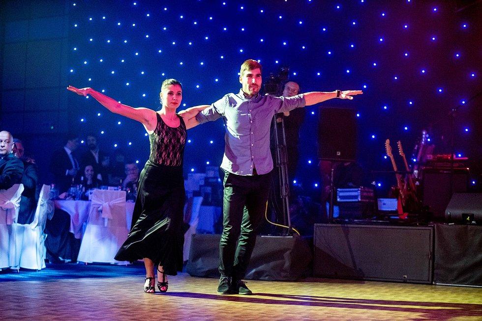 Reprezentační ples 2019 Moravskoslezského kraje a statutárního města Ostrava, 22. únor 2019, Clarion Congress Hotel Ostrava.