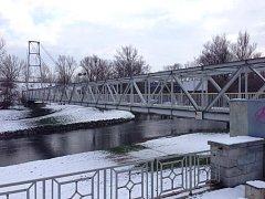 V Ostravě je celkem 56 lávek pro pěší ve vlastnictví města. Mezi ty novější patří hradní lávka spojnice moravské a slezské části města přes řeku Ostravici.