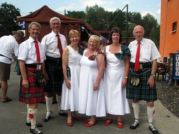 Skotské hry alias Highland Games vOrlové
