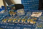 Snímek z akce Týden čtení z policejních pohádek v Ostravě. ilustrační foto.