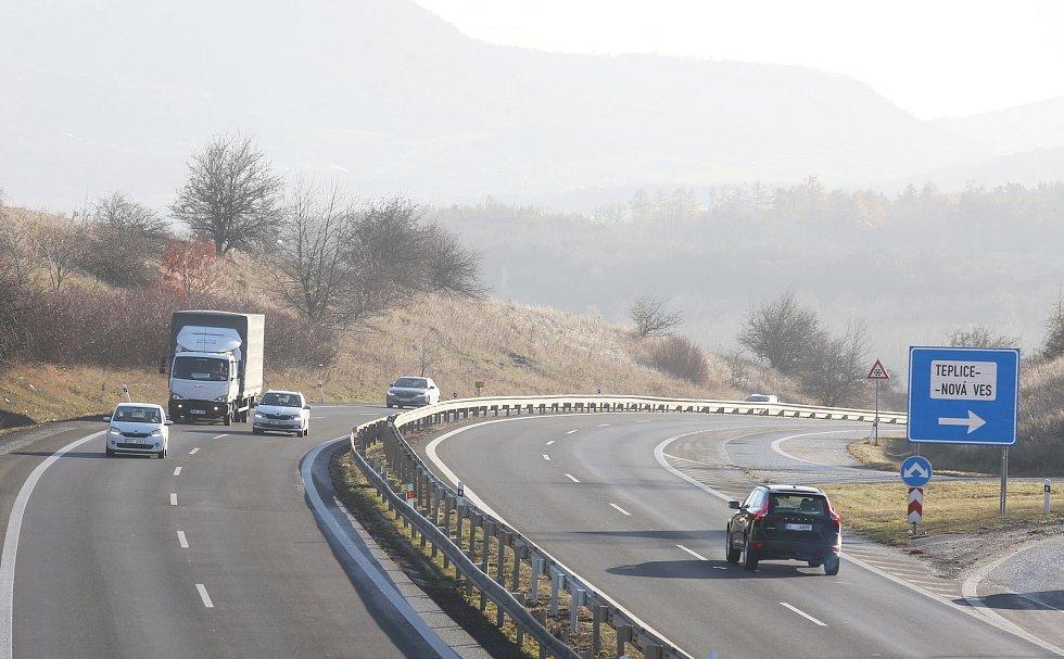 Dálnice v ČR - Ilustrační foto.