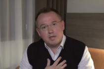 Římskokatolický farář Marcel Puvák z Dětmarovic.