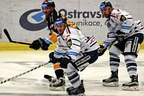 Větší příspěvek by potřeboval hokejový klub z Vítkovic od střední generace vlastních odchovanců.