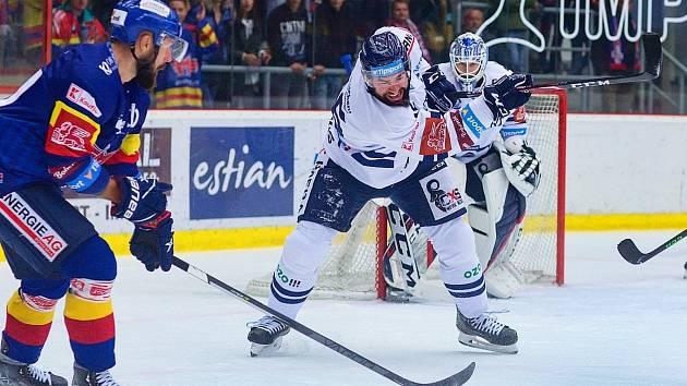 Hokejisté Vítkovic míří do Pardubic