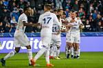 FC Baník Ostrava – MFK Karviná, radost, gól