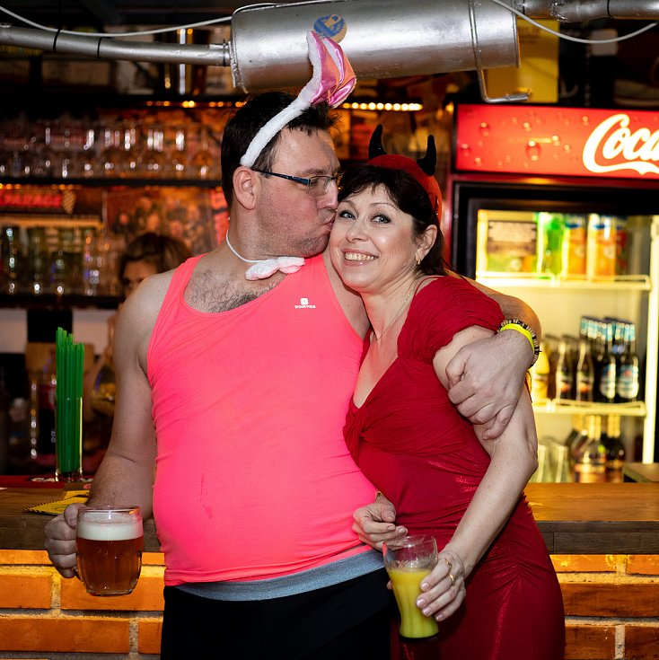 3. Maškarní erotický ples, 8. února 2020 v Ostravě.