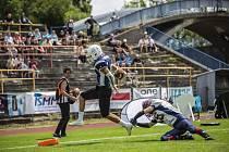 Vítězstvím 42:12 zakončili základní část Paddock ligy američtí fotbalisté Ostrava Steelers.