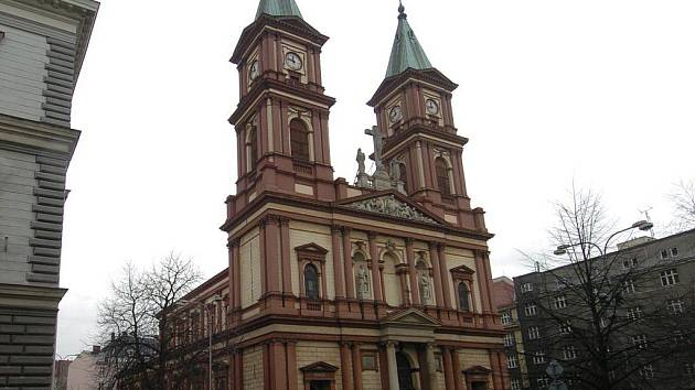 Katedrála Božského Spasitele. Ilustrační foto.