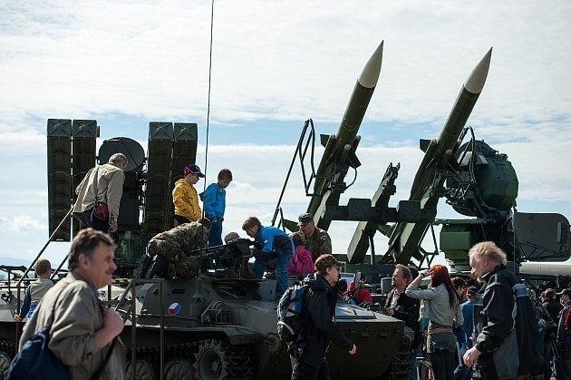 Dny NATO 2012.Den druhý, neděle.