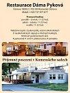 Restaurace Dáma pyková, Horova 1800/2, Ostrava