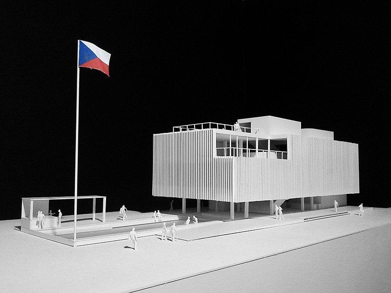Český pavilon na EXPO 2015.